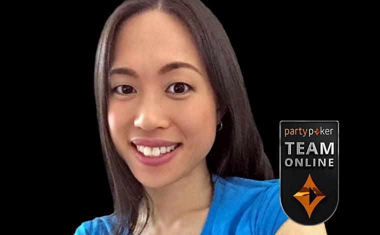 Courtney Gee - Team partypoker