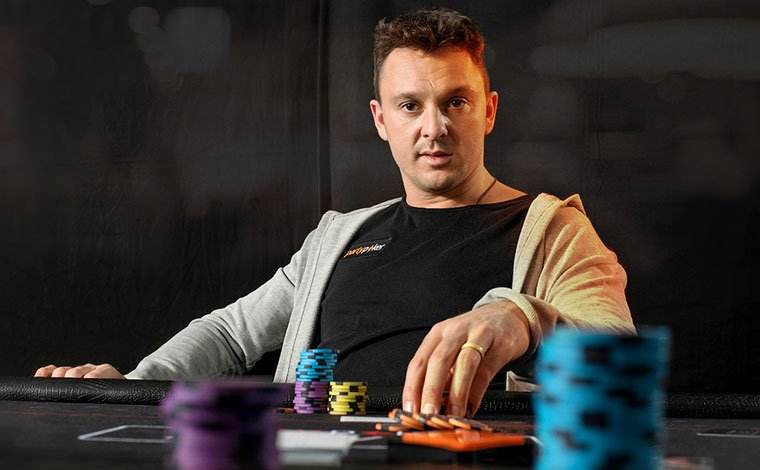 Sam Trickett team partypoker